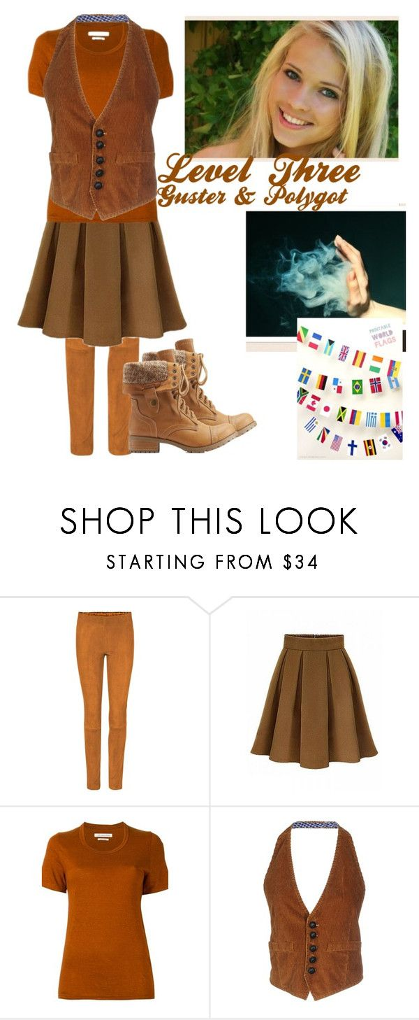 """""""Arabella Level Three"""" by charleymalfoy ❤ liked on Polyvore featuring STOULS, Étoile Isabel Marant, Dsquared2 and Charlotte Russe"""
