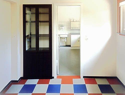 Bauhaus kitchen \u2013 Haus am Horn Tiling Pinterest Arquitectura