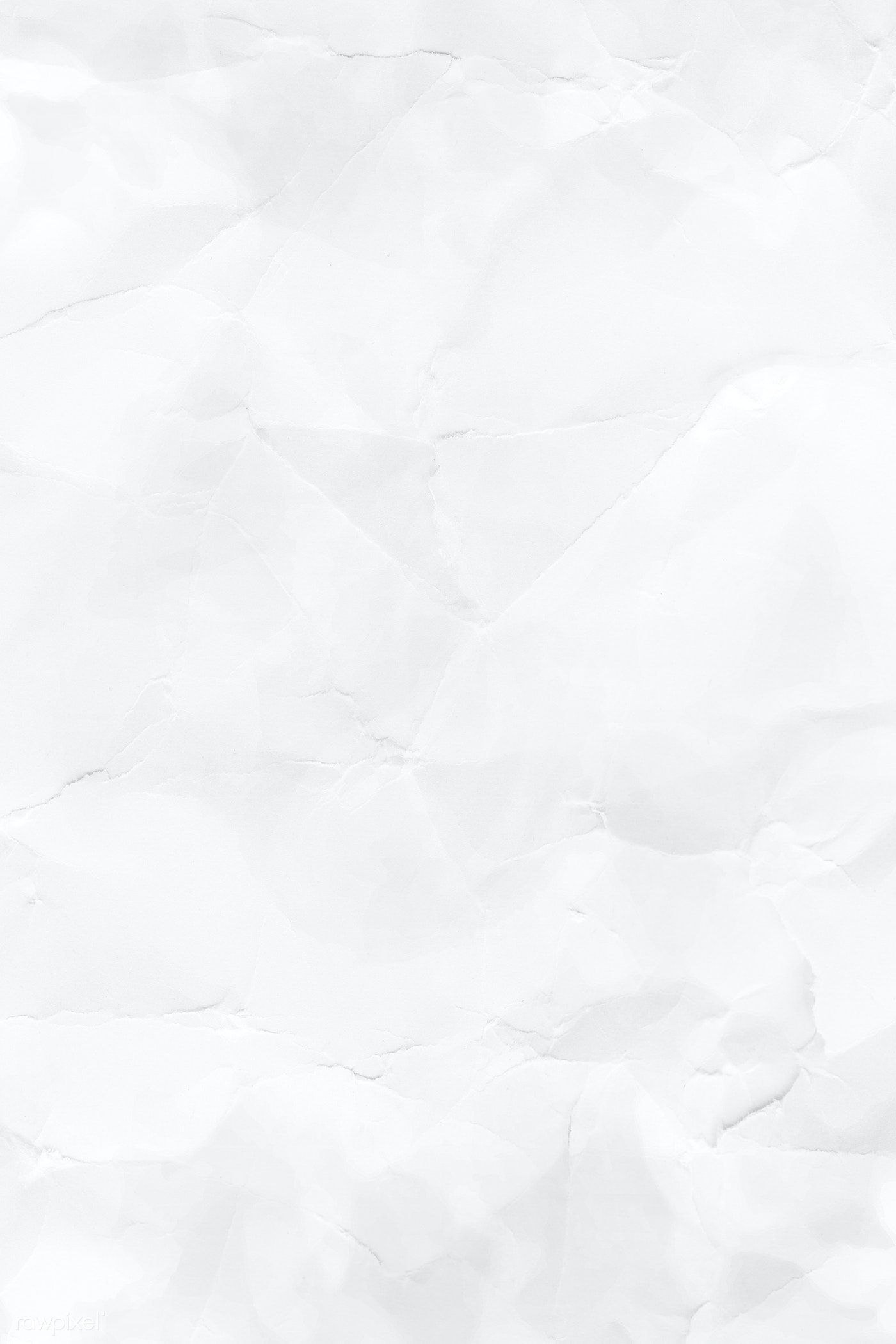Download Premium Illustration Of Crumpled White Paper Textured Background Paper Texture Background White White Paper Texture Background Paper Texture White
