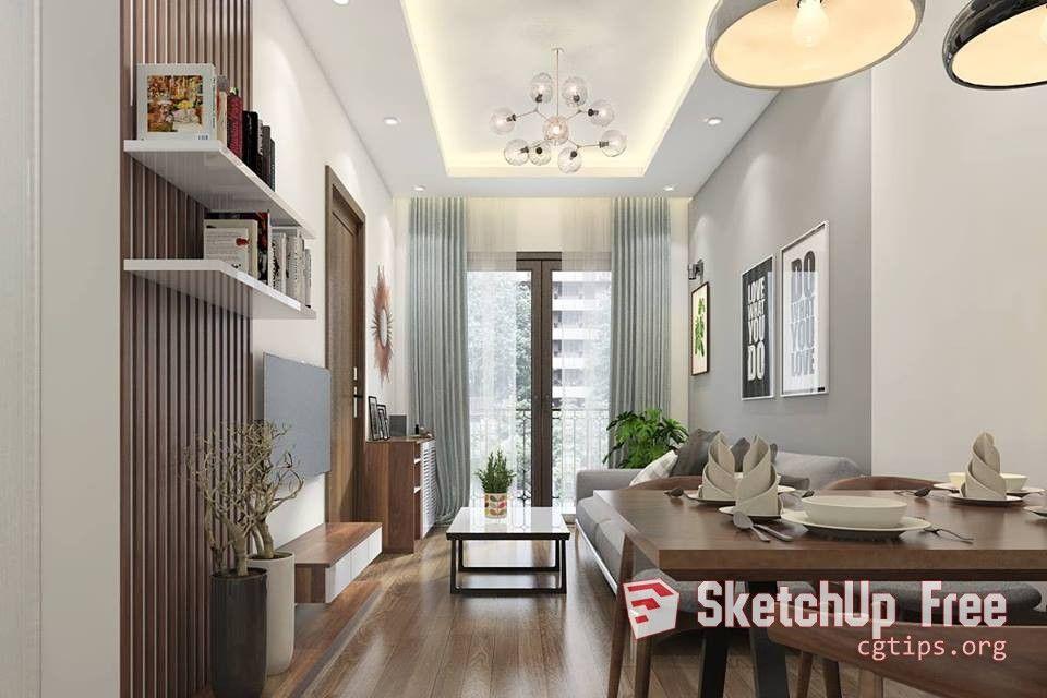Sketchup kitchen models download   3D Interior Design Software  2019