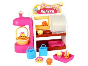 The Shopkins™ Spin Mix Bakery Stand (56006)