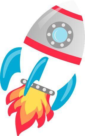 дети, космос, ракета, baby, space   Clip Art