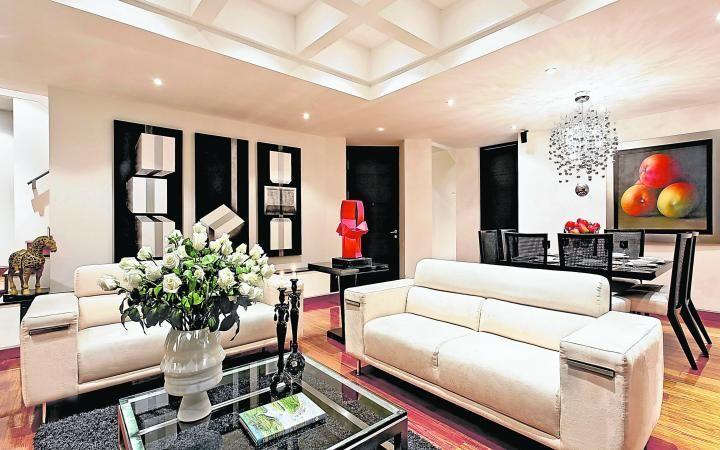 Clasico iluminado elegante decoraci n de interiores for Decoracion de interiores clasico elegante