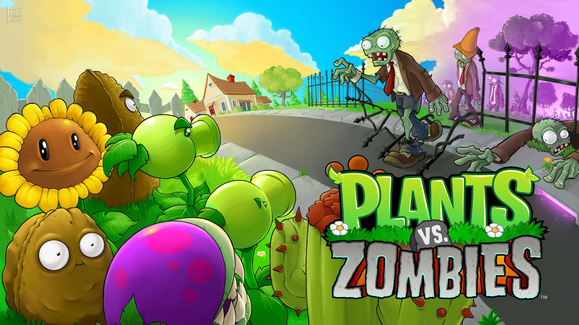 Pin De Ceci Estupiñan En Juegos Plantas Vs Zombies Plantas Contra Zombis Plantas