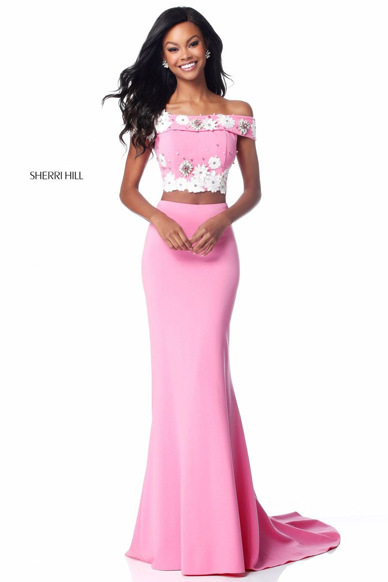Sherri Hill 51833 Prom 2018 - Shop this style and more at oeevening ...