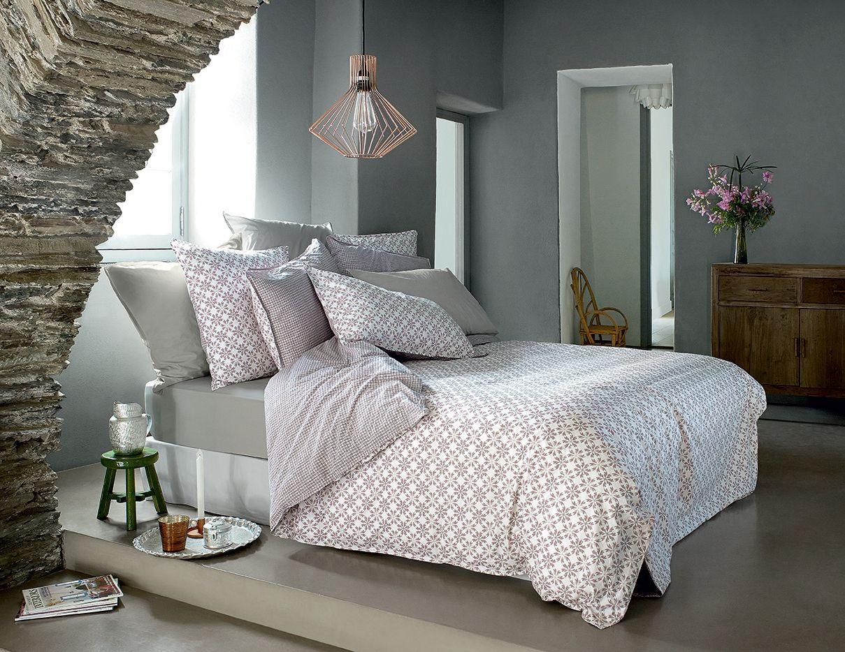 linge de lit jalla jenny nouvelle collection jalla housse de couette drap plat taie d. Black Bedroom Furniture Sets. Home Design Ideas