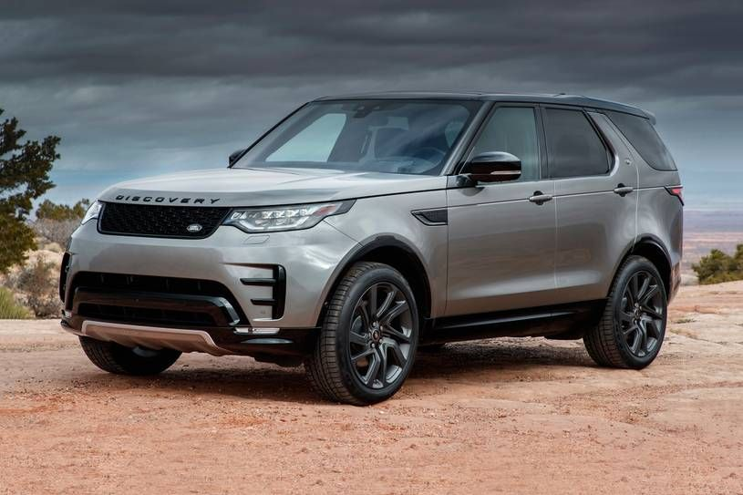 This year, the Discovery has shed its 'brick on wheels