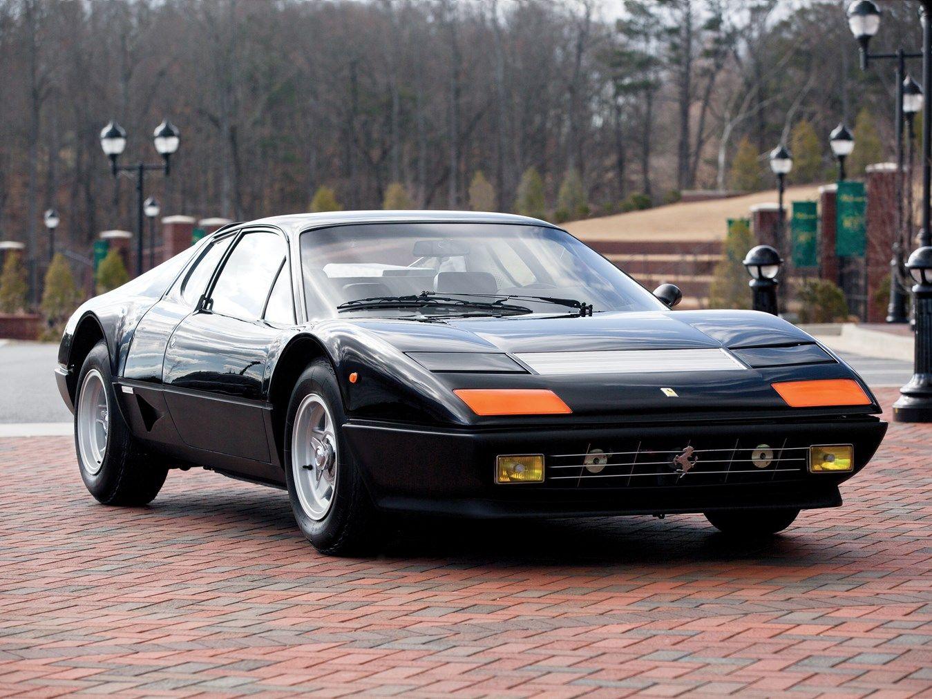 1980 Ferrari 512 BB Ferrari, Car manufacturers