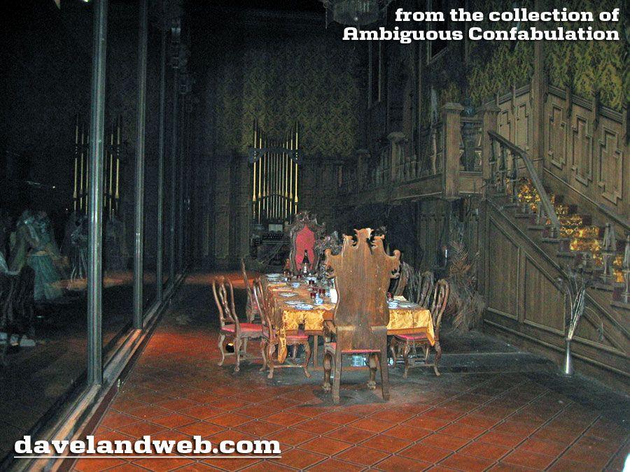 daveland haunted mansion ambiguous confabulation photo page | hm