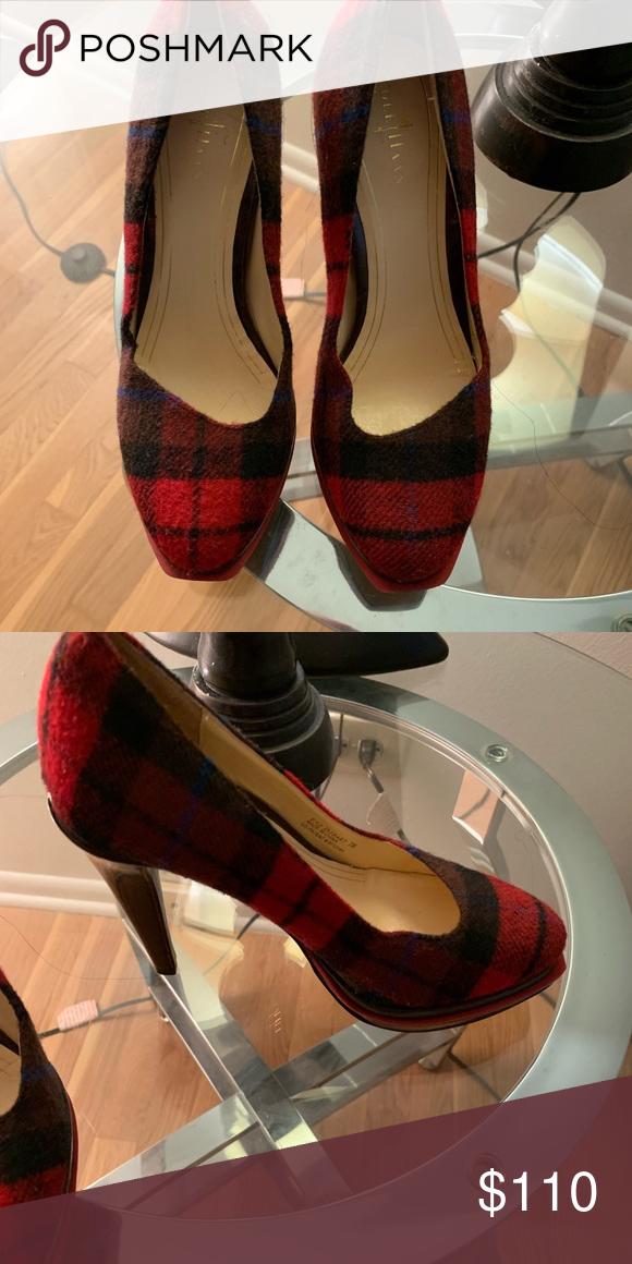 Plaid Cole Haan shoes | Cole haan shoes