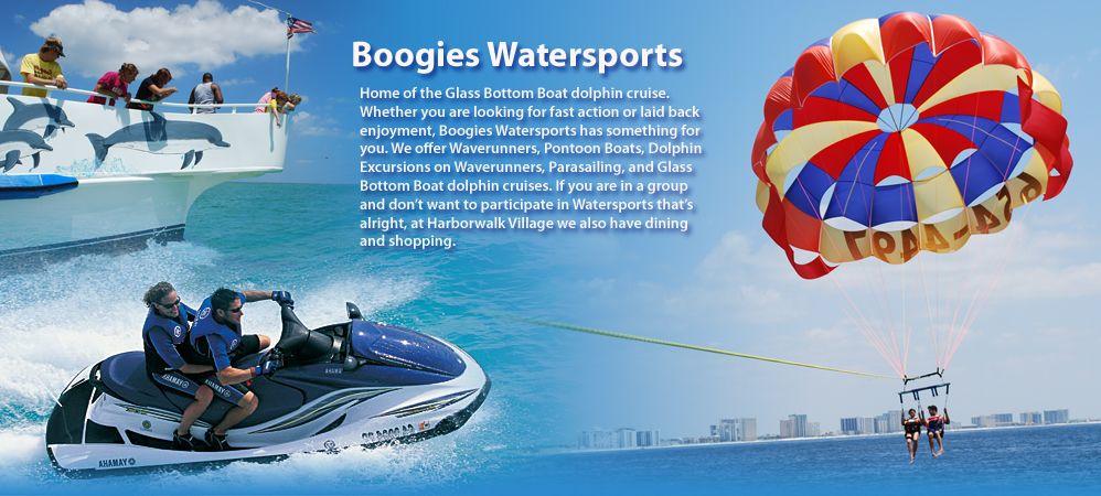 Boogies Watersports. Destin Florida attractions