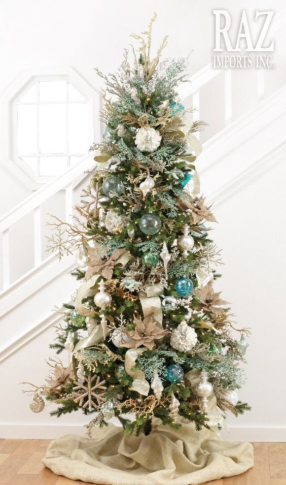 10 Creative Christmas Tree Themes That Will Inspire You Creative