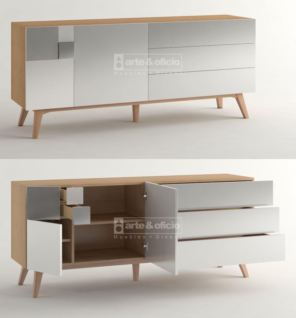 Mueble Bajo Fibonacci Detalles De Interior 1 Las Matem Ticas  # Muebles Cumelen