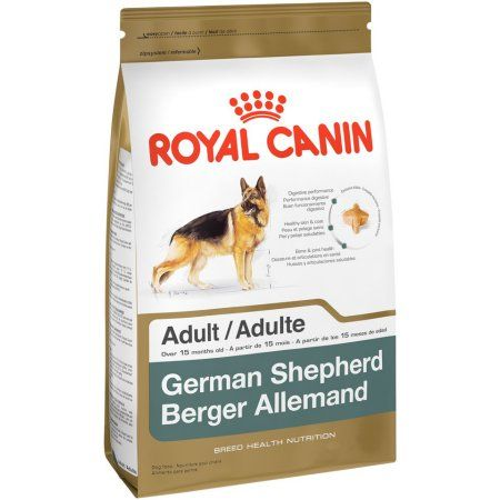 Royal Canin German Shepherd Adult Dry Dog Food 6 Lb Products