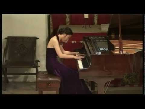 Meng Yang Pan (piano) plays Czerny Variations Brillantes Op