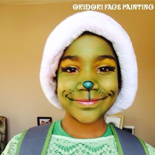 Dr Seuss Day Face Painting Okidoki Face Painting Blog Face Painting Halloween Face Painting Designs Kids Face Paint