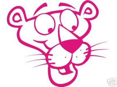 dibujos de la pantera rosa para colorear - Buscar con Google ...