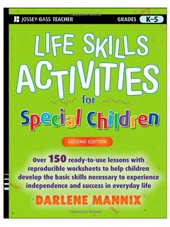 Life Skills And Social Skills Activities Ideas For Special
