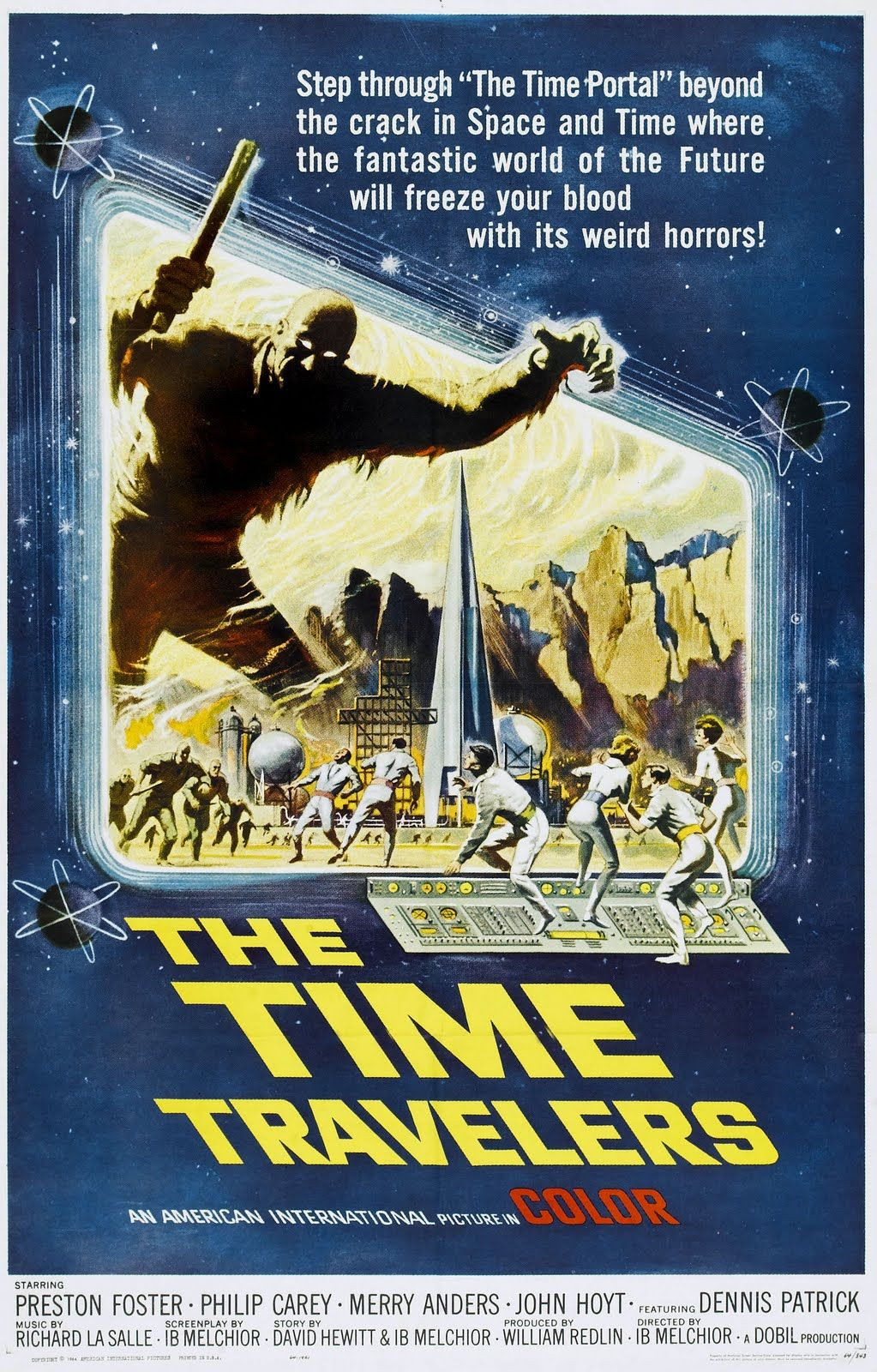 The Time Travelers (Movie/1964)