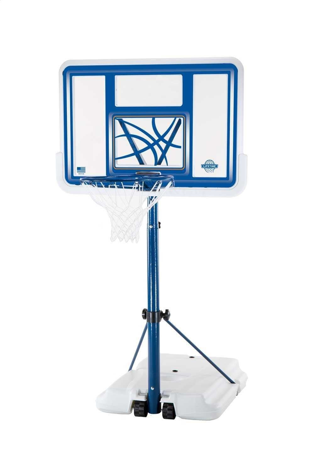 Best Pool Basketball Hoops In 2020 Basketball Systems Pool