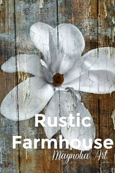 Rustic Modern Farmhouse Magnolia Wall Art | Farmhouse Wall Art | Floral Photography #art # : magnolia wall art - www.pureclipart.com