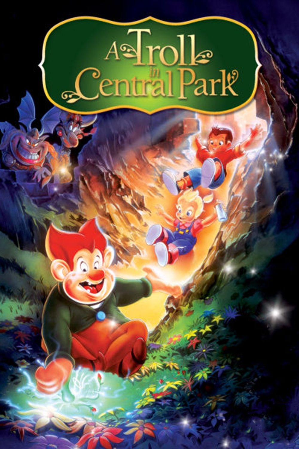 click image to watch a troll in central park 1994 wow