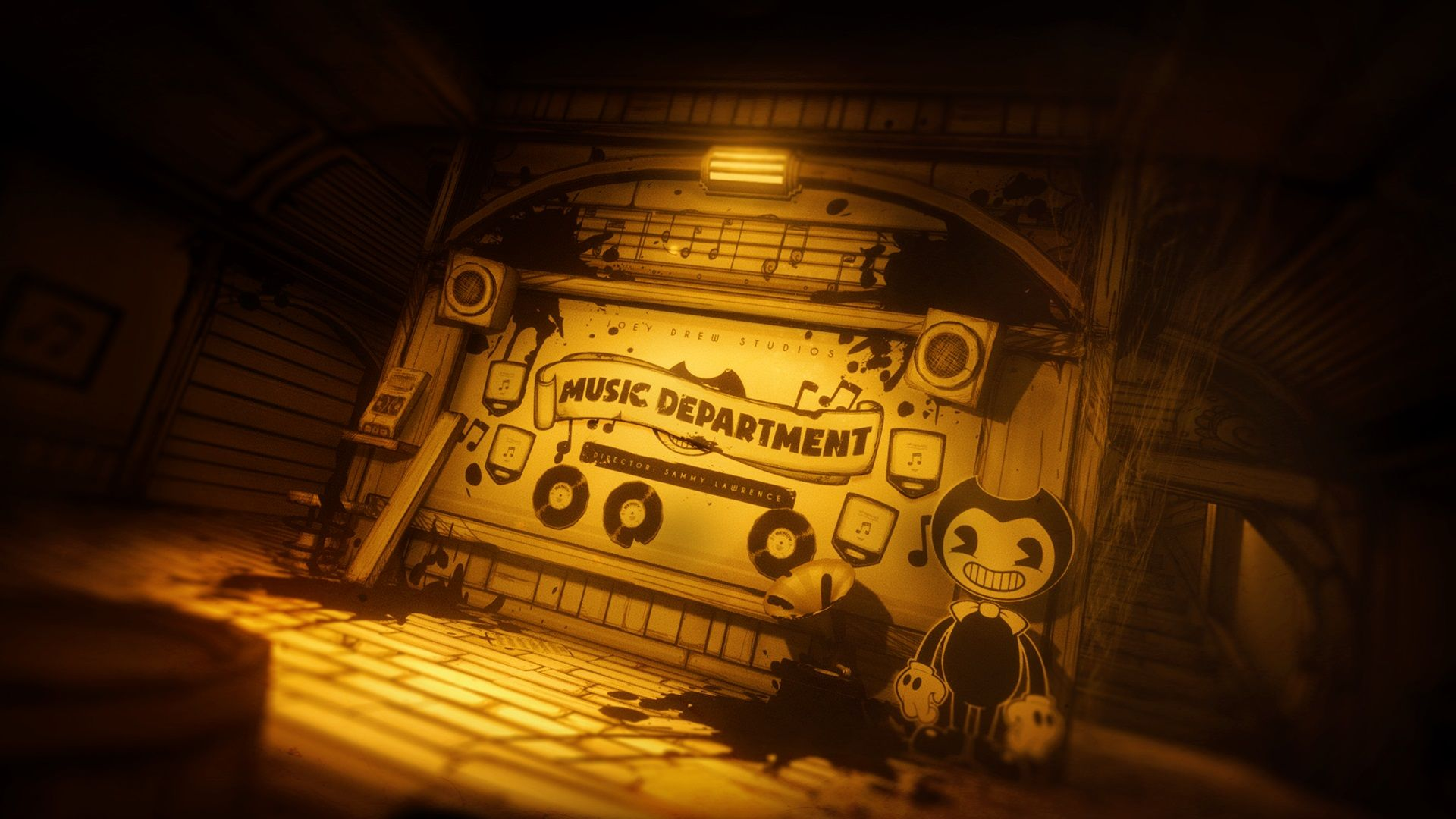 Bendy And The Ink Machine Will Be Haunting More Retailers This