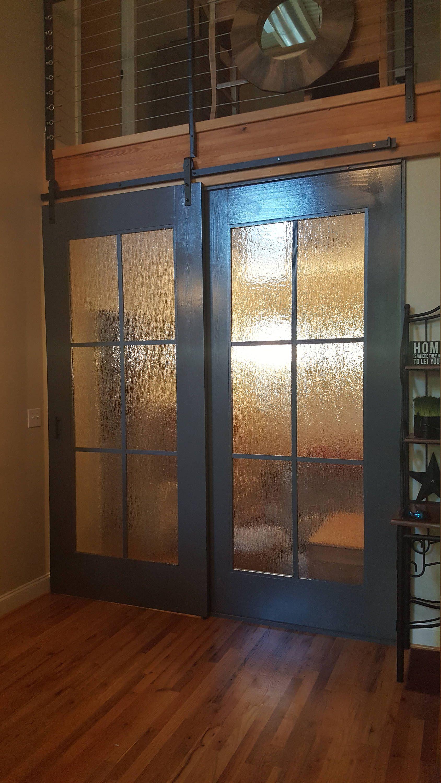 Bypass Rain Glass Door By Crowrivercreations On Etsy Https Www Etsy Com Listing 526424445 Bypass Rain Glass Door Rain Glass Door Rain Glass Glass Door