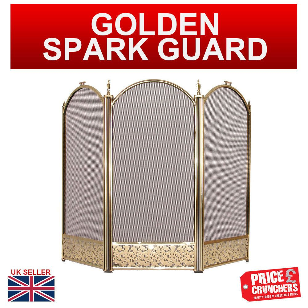Fire guard fire screen baby spark safety cover fireguard