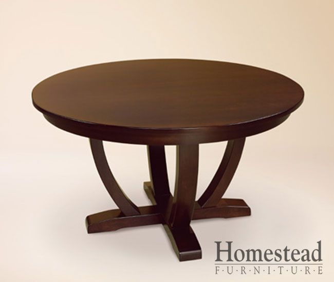 Caledonia Dining Table By Homestead Furniture Made In Amish Country