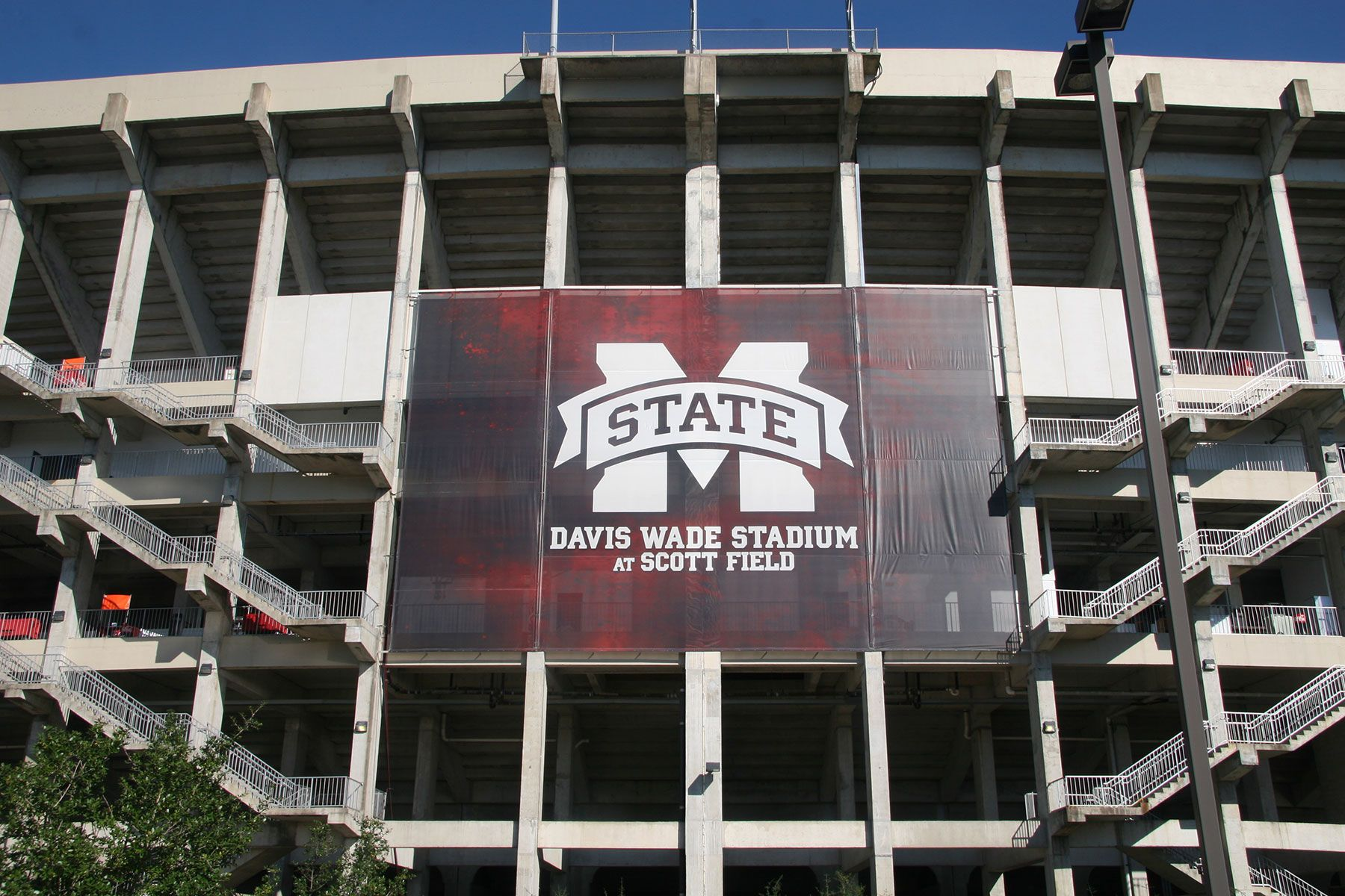 Mississippi state university stadium mississippi state