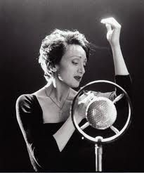 """""""Singing is a way of escaping. It's another world. I am no longer on Earth."""" - Edit Piaf (1915 - 1963)"""