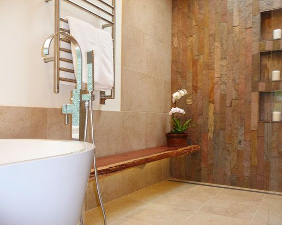 Bathroom Curbless Shower Design Pictures Remodel Decor And Ideas Page 16 For The Home