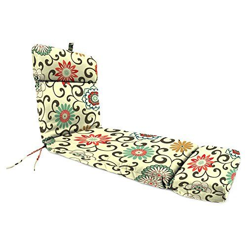 Jordan Manufacturing 72 X 22 In Outdoor Chaise Lounge Cushion This Is An Amazon A Jordan Manufacturing Outdoor Chaise Lounge Cushions Outdoor Chaise Lounge