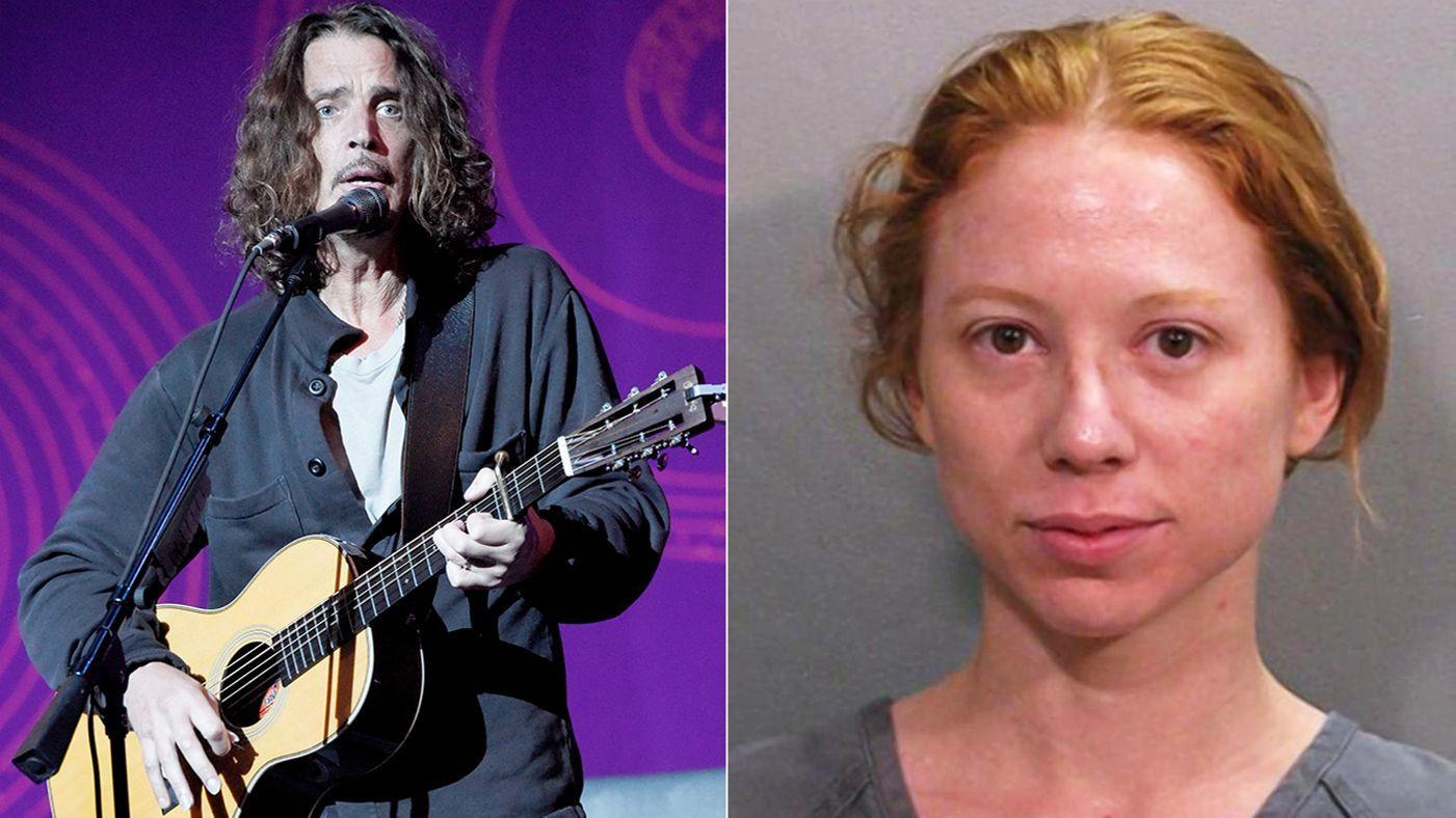 Chris Cornell's Alleged Stalker Arrested at Louisville Concert #headphones #music #headphones