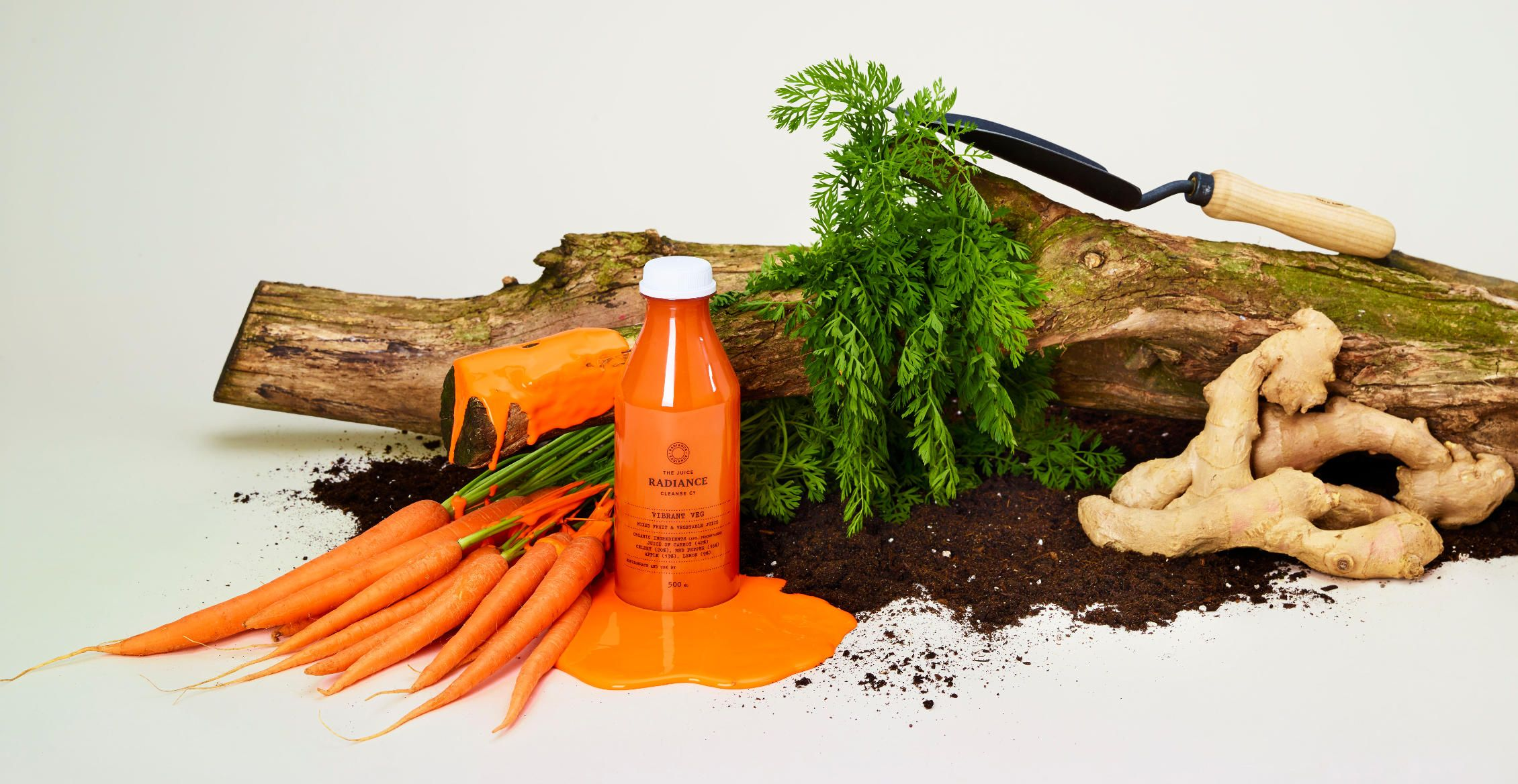 Radiance Cleanse | Organic Juice Detox Delivery