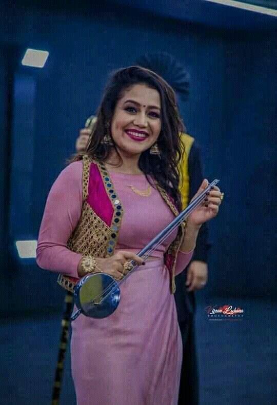 Neha Kakkar Neha Kakkar Dresses Indian Celebrities Neha Kakkar