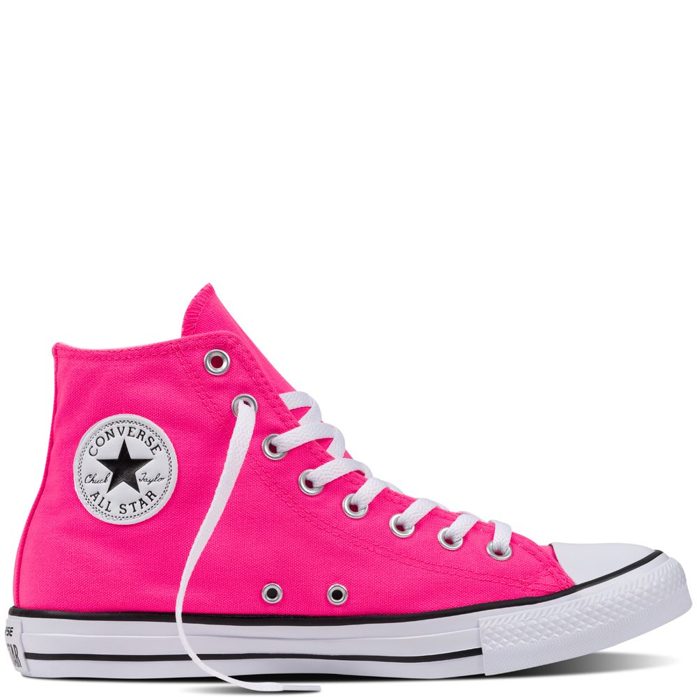 1ea5cec016ffe6 Chuck Taylor All Star Fresh Colors Knockout Pink knockout pink ...