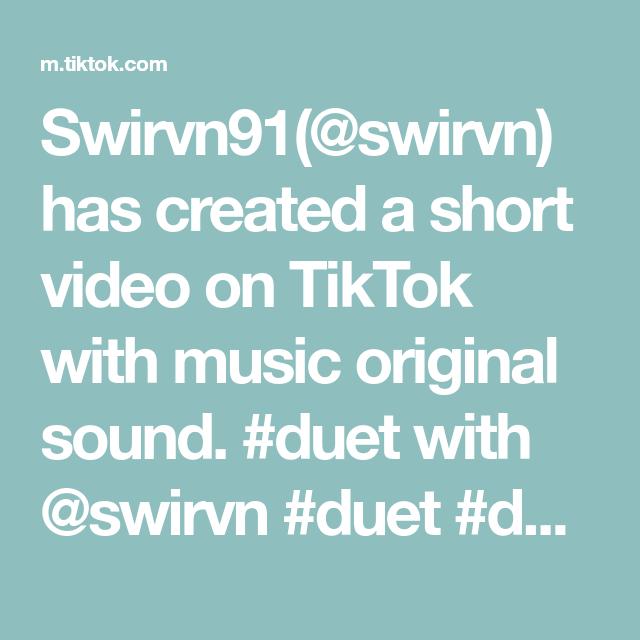 Swirvn91 Swirvn Has Created A Short Video On Tiktok With Music Original Sound Duet With Swirvn Duet Dumptru Throwback Songs Cricut Tutorials Bad Romance
