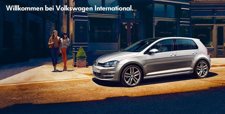 Volkswagen International Volkswagen golf, Volkswagen