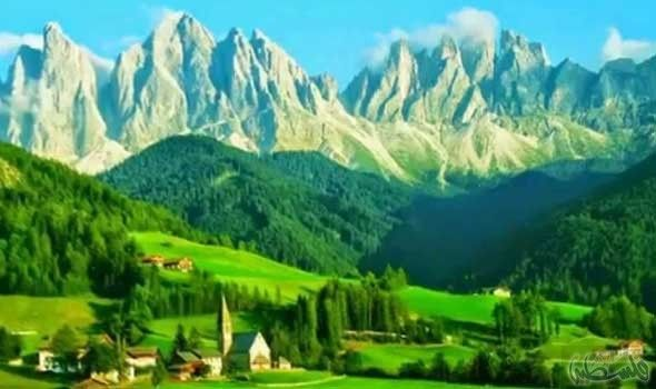 أجمل شهر عسل في أوكرانيا بين الطبيعة والخلابة والأماكن الرومانسية Travel Golf Courses Natural Landmarks