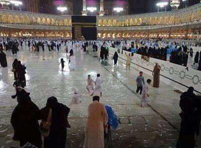 MashaAllah Masjid e Haram