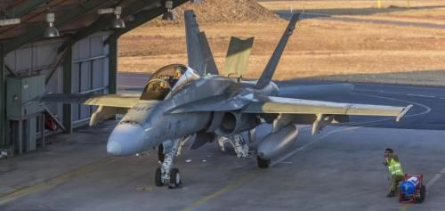 Australia said it is suspending its air force operations in Syria amid rising tensions with Russia after the U.S. shot down a Syrian plane.