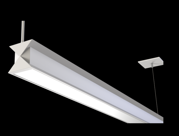 Lux Pendant Direct Indirect By