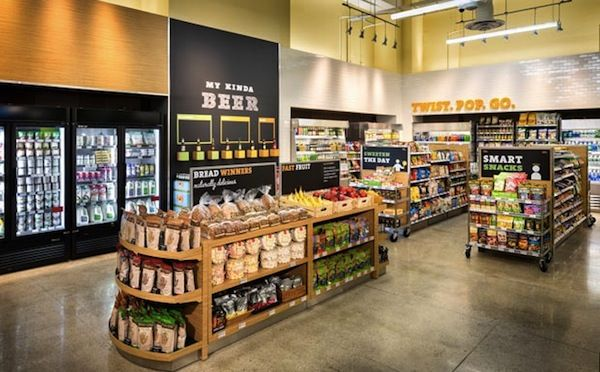 Convenience Store Design Ideas supermarket and grocery store design photo of the interior of ralphs thriftway remodeled by 7 Eleven Unveils Refreshed Logo And Store Design Designtaxicom