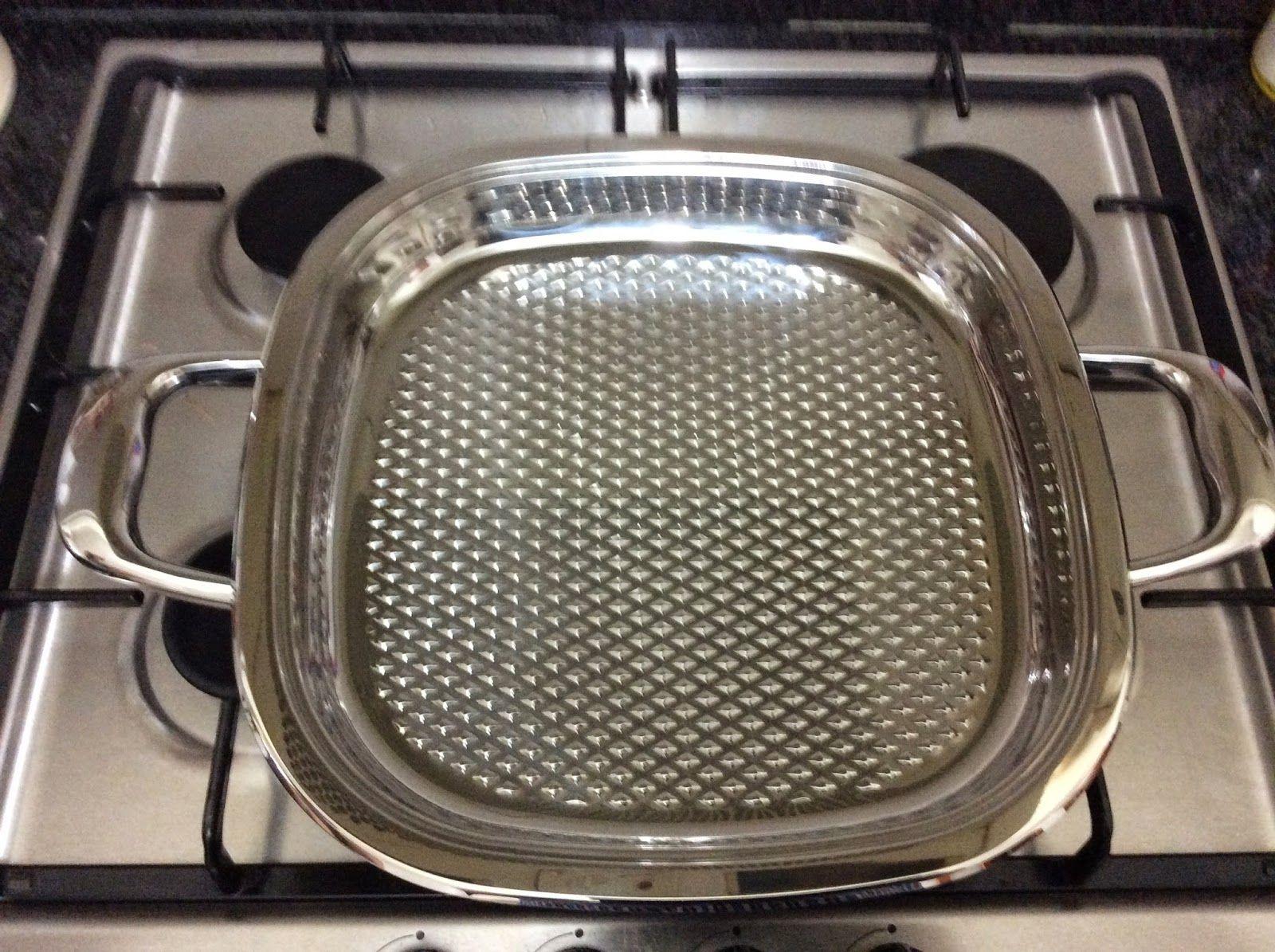 Cocina con amc pizza amc olla gm y amc pinterest recetas amc recetas y cocinas - Amc baterias de cocina ...