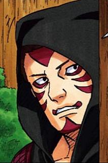 Kankurō Face Painting Designs Gaara Anime Naruto