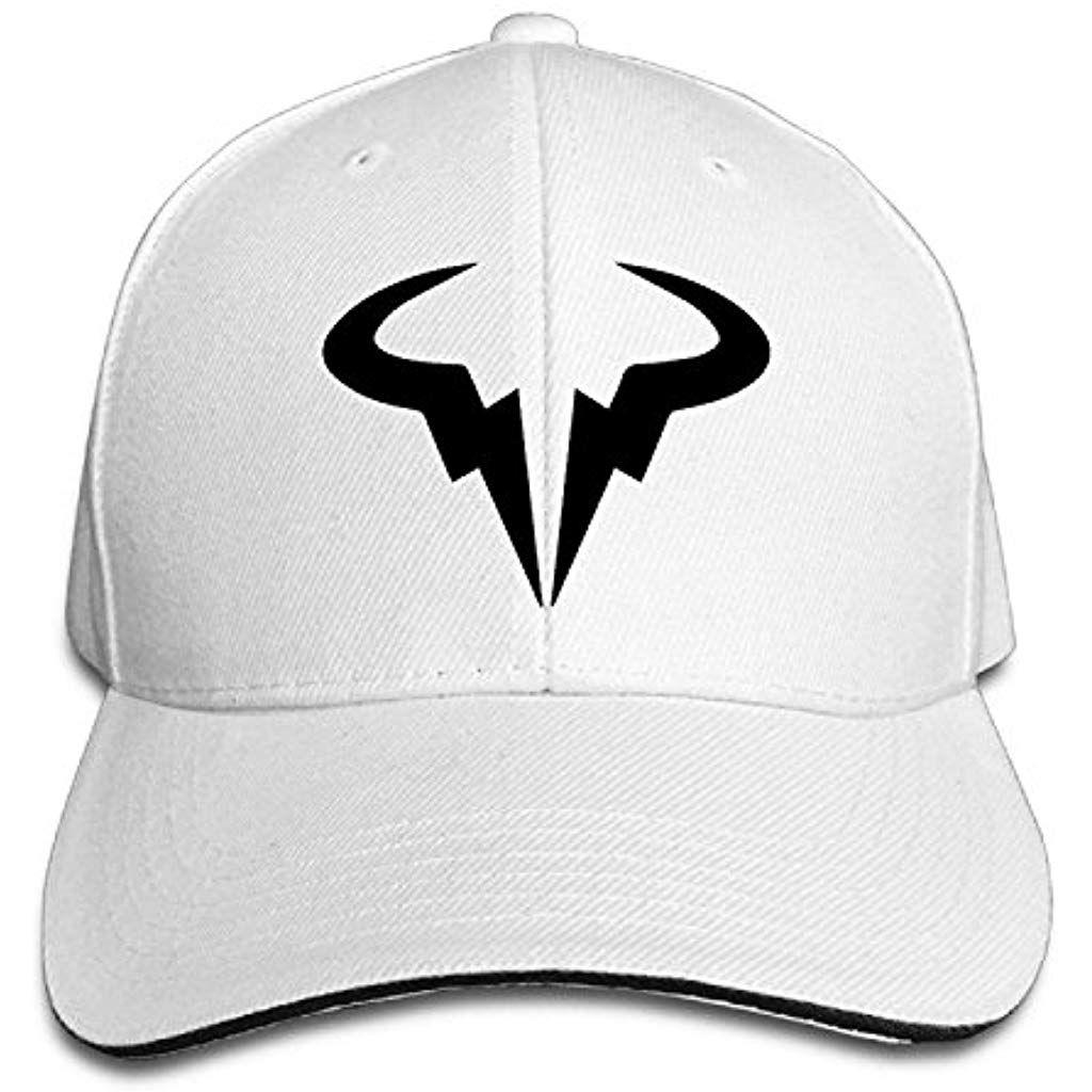 Youaini Rafael Nadal Bull Logo Wallpaper Men Contrast Baseball Cap Sandwich Peak Bekleidung Herren Sweatshirts Kapuzenp Baseball Cap Bull Logo Baseball Hats