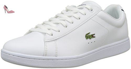 Chaussures De Sport Bas Carnaby Evo 316 1 Spw Lacoste Blanc gnDgkLd2KB