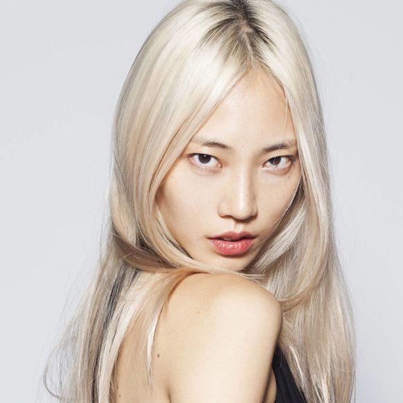 platinum blonde asian | my affair with hair | pinterest | blonde